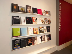 SF Showroom Books